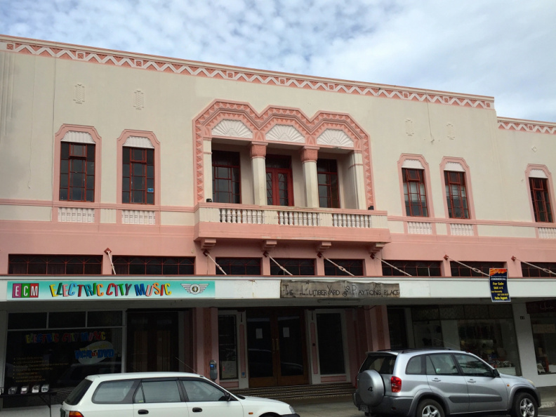 Art Deco architecture in Napier