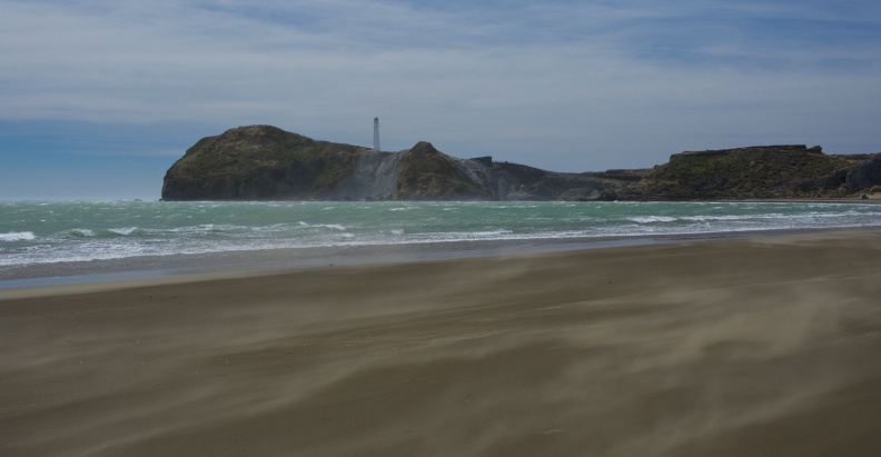 Castlepoint Lighthouse, Wairarapa