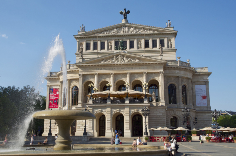 Old Opera House, Frankfurt
