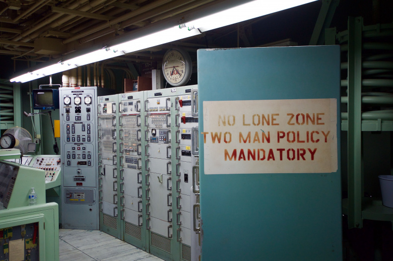 Titan II Missile Museum, south of Tucson