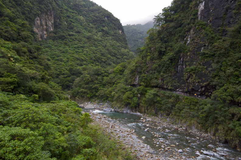 Taroko National Park (Shakadang Trail)