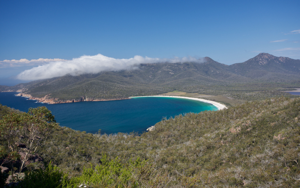 Wineglass Bay, Frecinet National Park