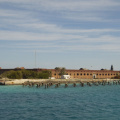 Approaching Fort Jefferson, Dry Tortugas National Park